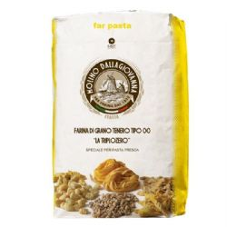 Triplozero Pasta Flour 1kg | Molino Dallagiovanna | Italian | Buy Online | UK
